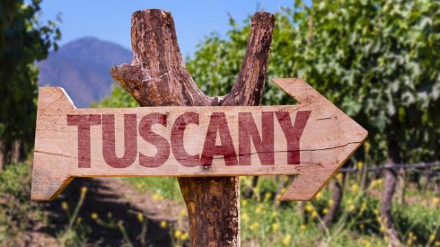 Tuscany Wine Tasting with Food