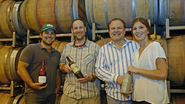 Wagner Family Wine Tasting