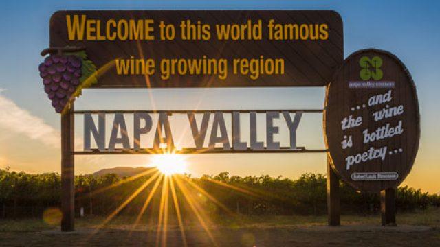 VIP Napa Cab Wine Tasting