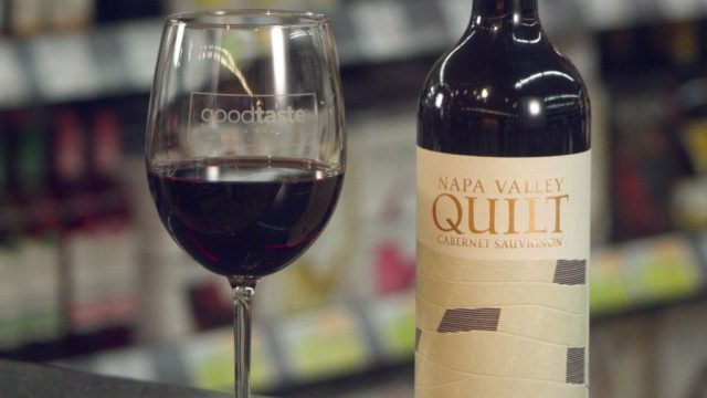 Quilt Cabernet Sauvignon – $49.99