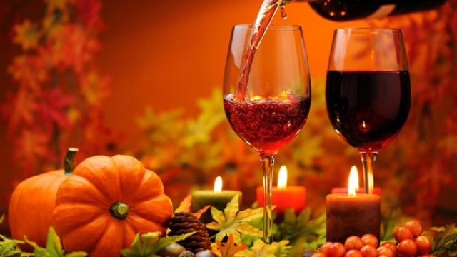 French Wine Tasting & Thanksgiving Wines